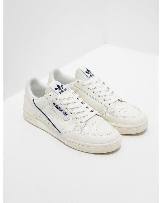 adidas Continental 80 (Cream)