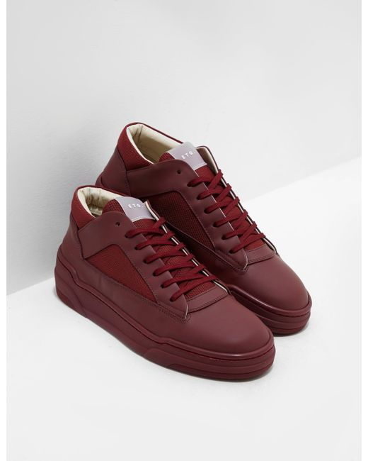 Men's Mt02 Low Sneakers - Online Exclusive Red