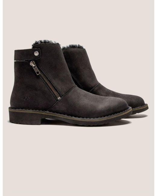 Ugg   Black Kayel Boots   Lyst