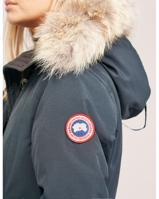 canada goose rossclair admiral blue