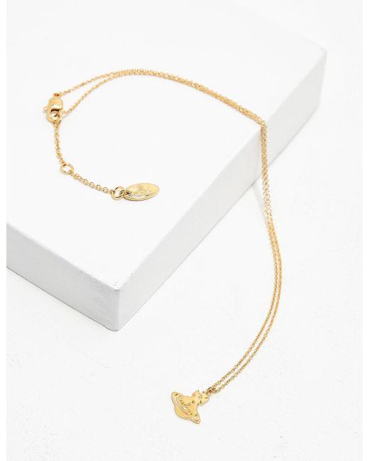 Vivienne Westwood - Metallic Womens Yeni Necklace Gold - Lyst