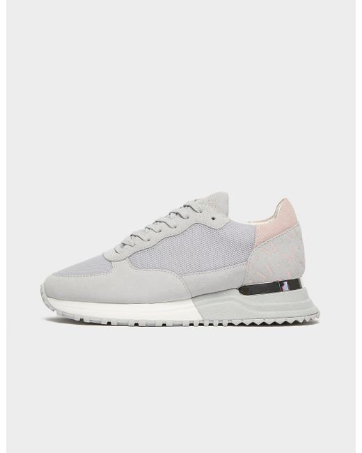 Mallet Gray Popham Runners Trainers