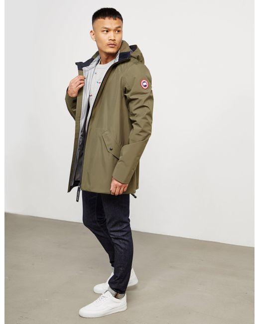 Canada Goose - Mens Riverhead Jacket Green for Men - Lyst