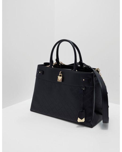 Michael Kors Gramercy Tote Bag Black