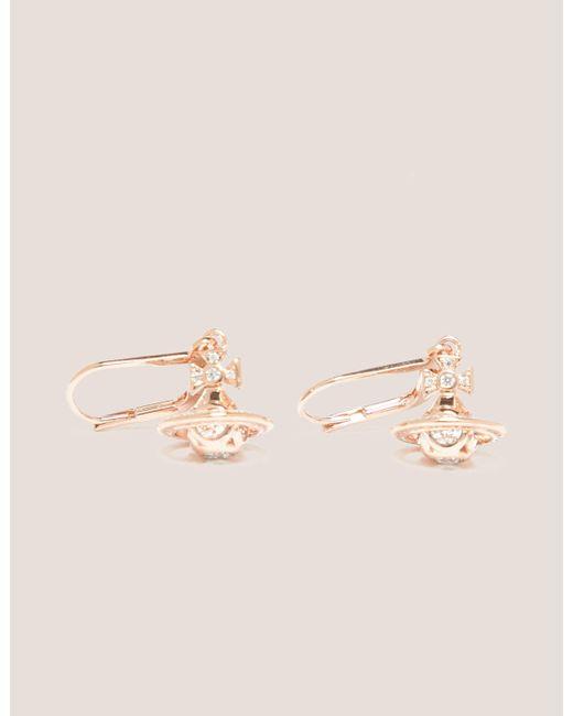 Vivienne Westwood - Metallic Womens Nicolette Earrings Gold - Lyst