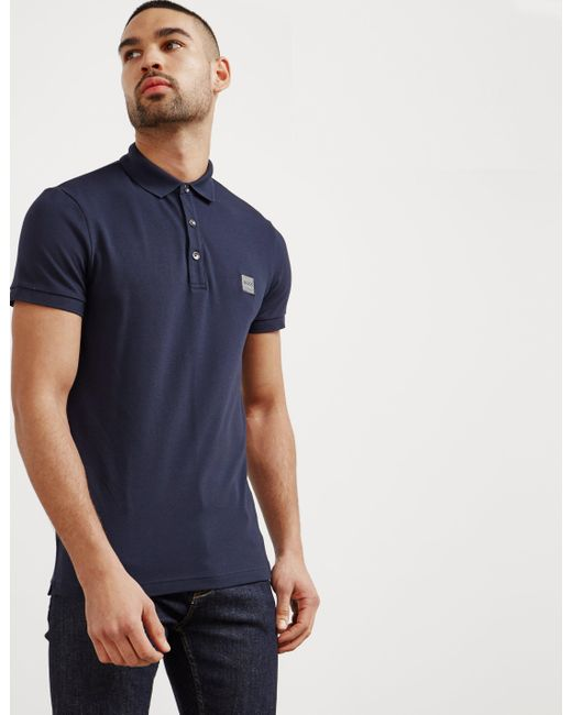 BOSS Mens Passenger Polo Shirt