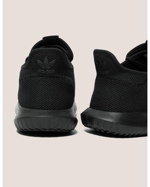 adidas originals tubular shadow black mens