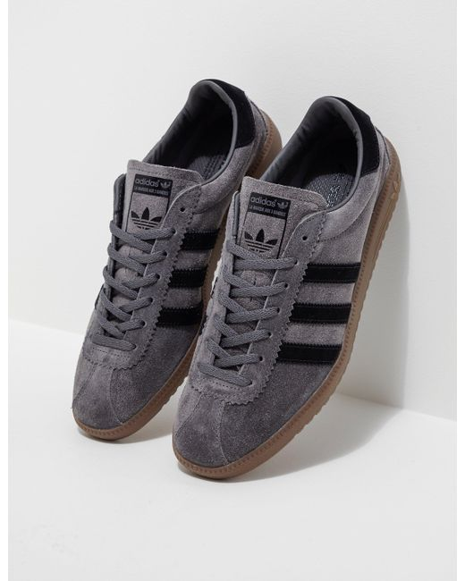 Adidas Originals - Gray Mens Bermuda Grey for Men - Lyst
