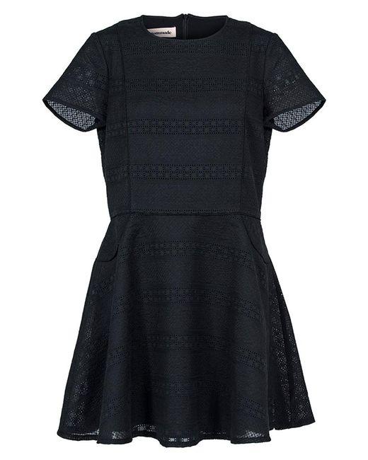 Custommade• Black Bebiane Dress