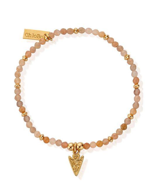 ChloBo - Metallic Cherabella Arrow Head Bracelet - Lyst