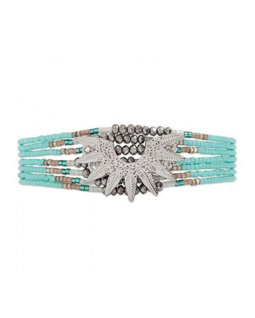 Hipanema - Blue Marlowe Bracelet - Lyst