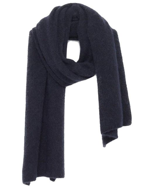 American Vintage | Blue Wixtonchurch Scarf | Lyst