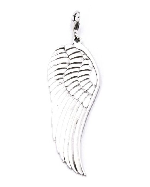 ChloBo | Multicolor Large Angel Wing Pendant Charm | Lyst