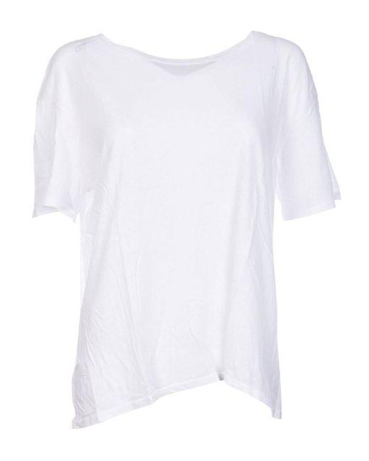 Enza Costa - White Boy Tee T-shirt - Lyst