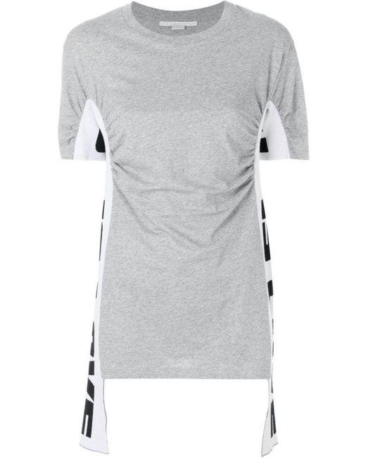 All is Love T-shirt - Black Stella McCartney Shop Online Cheap Deals Sale Big Sale Visit New For Sale Exclusive Sale Online qWaxnXKld