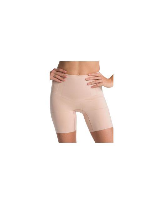 Spanx | Black Oncore Mid-thigh Shaper | Lyst
