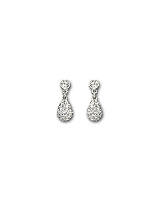Swarovski | Metallic Heloise Pierced Earrings | Lyst