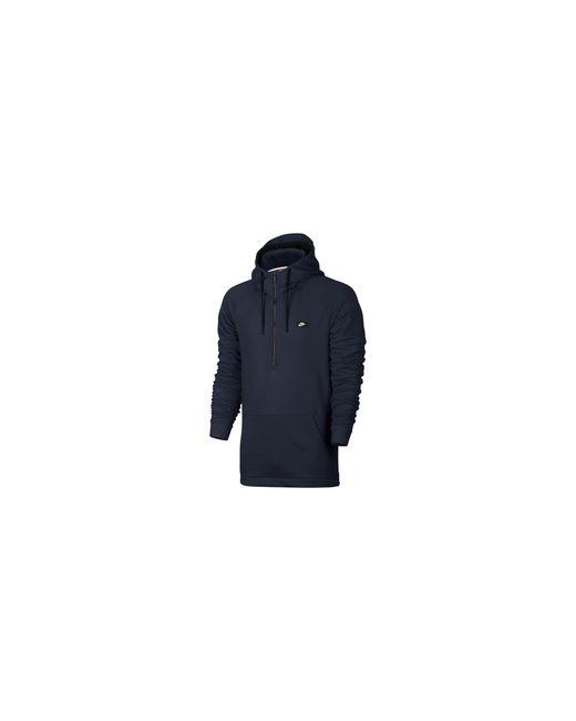 Nike | Blue Men's Ko 3.0 Therma-fit Pullover Hoodie for Men | Lyst