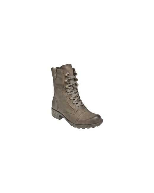 Cobb Hill | Gray Bethany Lace-up Boots | Lyst