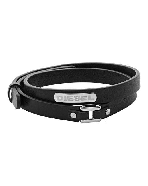 DIESEL Stackables Heren Armband Dx0971040 in het Black voor heren