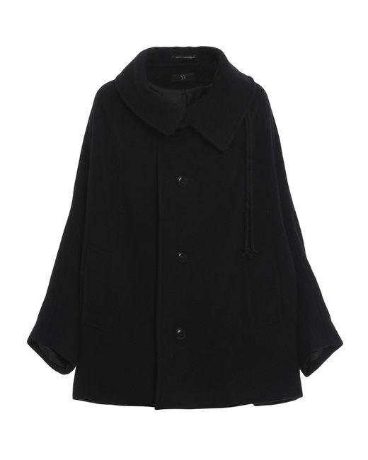 Cappa di Y's Yohji Yamamoto in Black