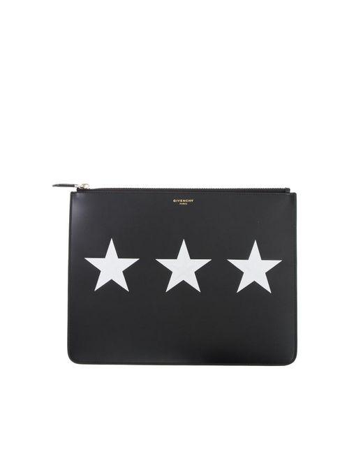Givenchy - Black Clutch Bag - Lyst