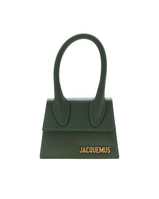 Jacquemus Green Le Chiquito Clutch