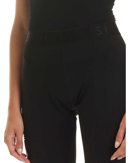 Leggings Sport Neri di KENZO in Black