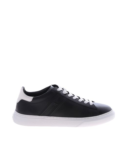 Hogan Black H365 Sneakers for men