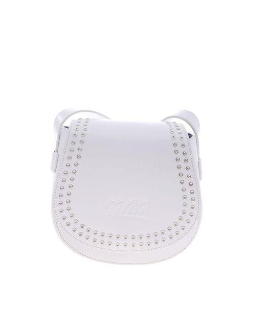 Borsa di McQ Alexander McQueen in White
