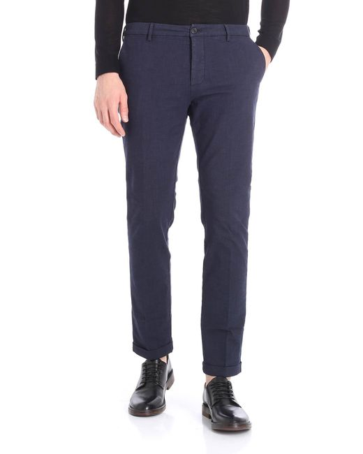 Pence - Blue Pool Trousers for Men - Lyst