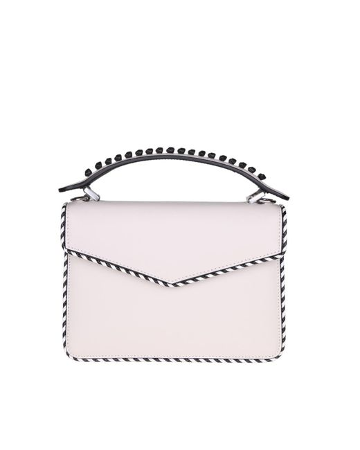 Les Petits Joueurs Multicolor Mini Pixie Twisted Piping Frill Bag