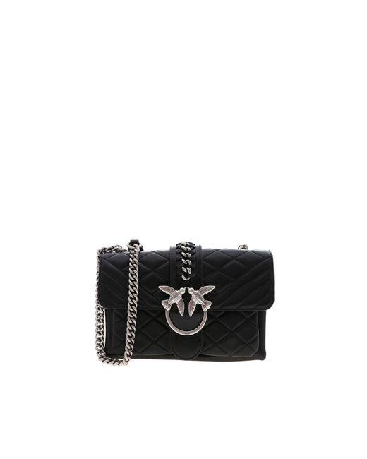5039621ab7 Women's Mini Love Soft Shoulder Bag In Black