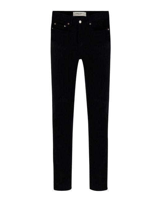Golden Goose Deluxe Brand Black Denim Jeans for men