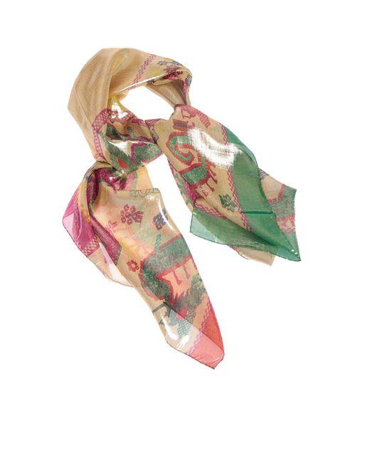Etro Bombay Multicolor Shawl