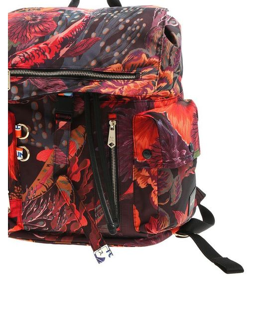 Multicolor Ocean backpack Paul Smith Fashionable Comfortable Online Sale Cheap Prices Authentic p2cNCRx2f