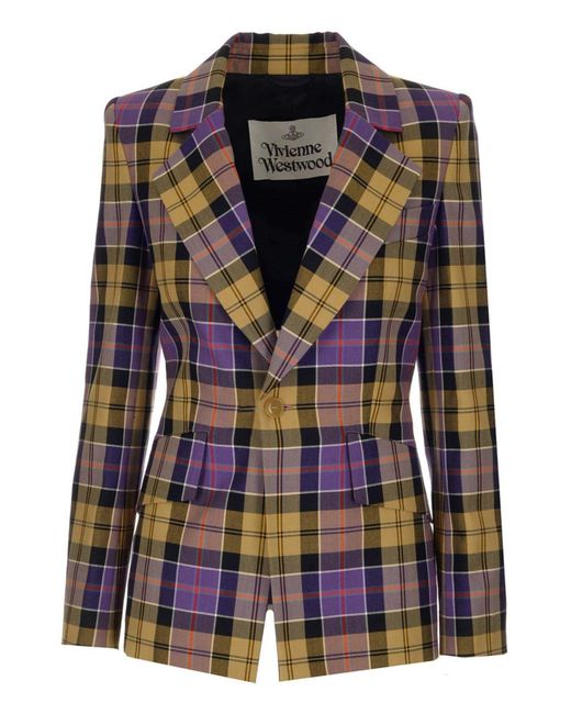 Vivienne Westwood Multicolor Lou Lou Jacket