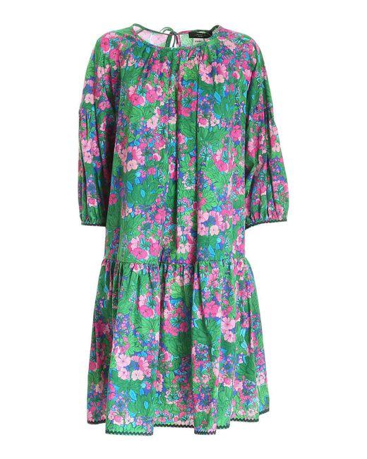 Weekend by Maxmara Green Pepaia Dress