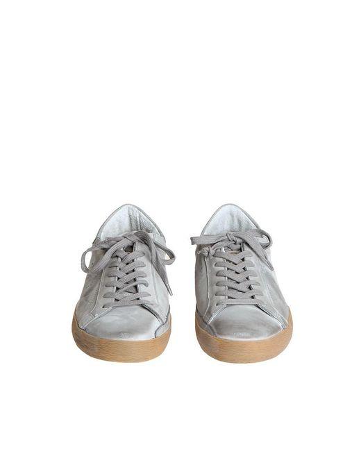 71dc8adb7a5c ... Golden Goose Deluxe Brand - Gray Superstar Sneakers for Men - Lyst ...