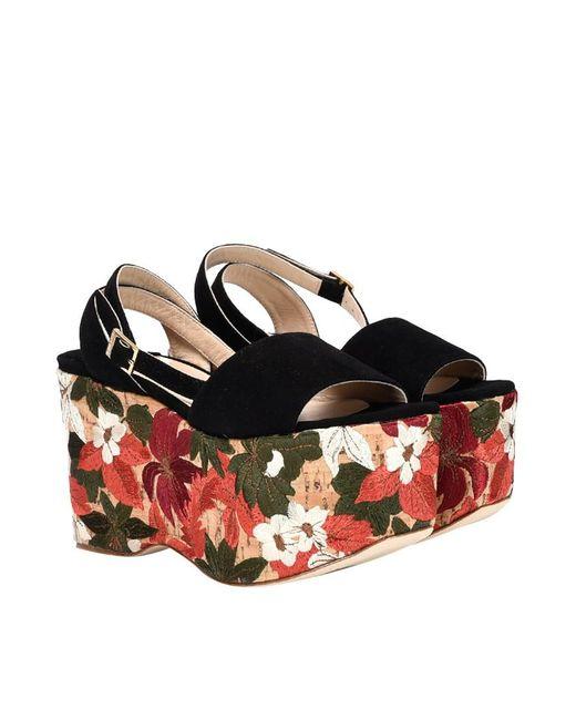 Paloma Barceló - Multicolor Toulon Sandals - Lyst