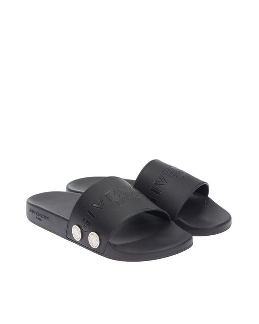 Givenchy Multicolor Slides for men