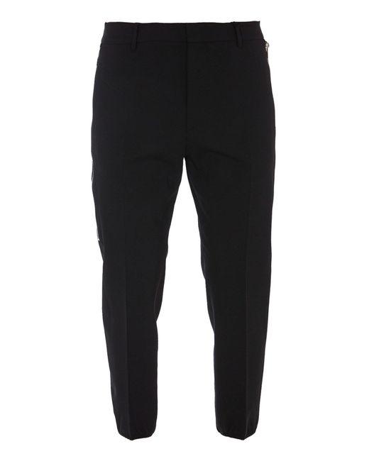 Pantaloni di DSquared² in Black da Uomo
