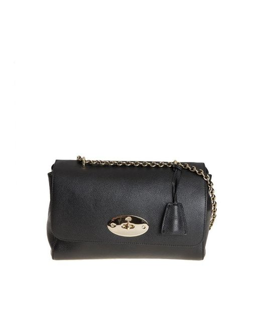 931d20ad1508 Mulberry Lily Medium Bag in Black - Save 26% - Lyst