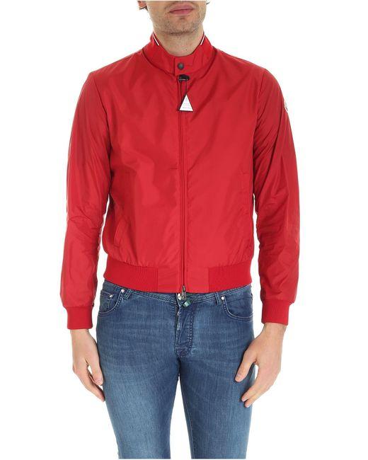 Moncler Red Reppe Jacket for men