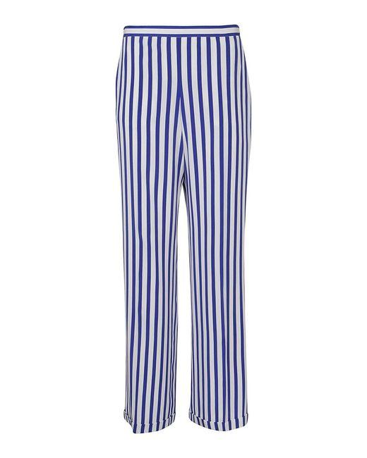 Ralph Lauren White Rhona Trousers