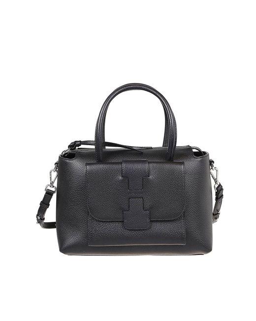 Hogan Black Large Basic Bowling Bag