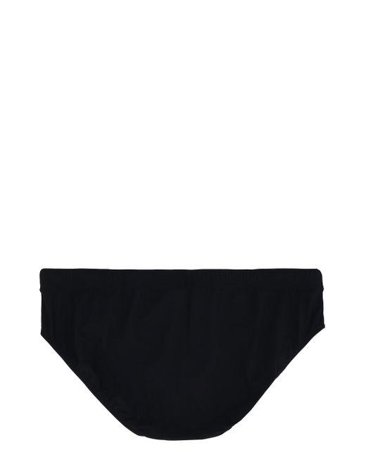 Dolce & Gabbana Black Swim Briefs for men