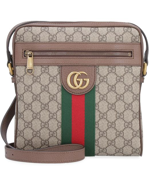 Gucci Natural Ophidia Small Messenger Bag for men