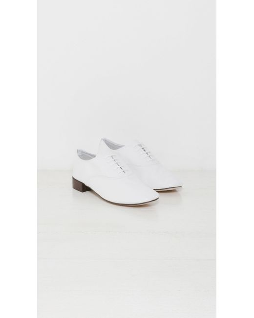 Repetto | White Zizi F | Lyst