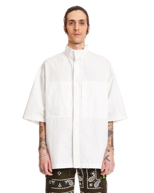 Camicia ad Imbuto di Y-3 in White